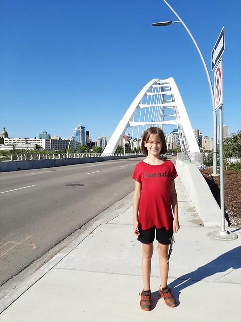 By the Walterdale Bridge