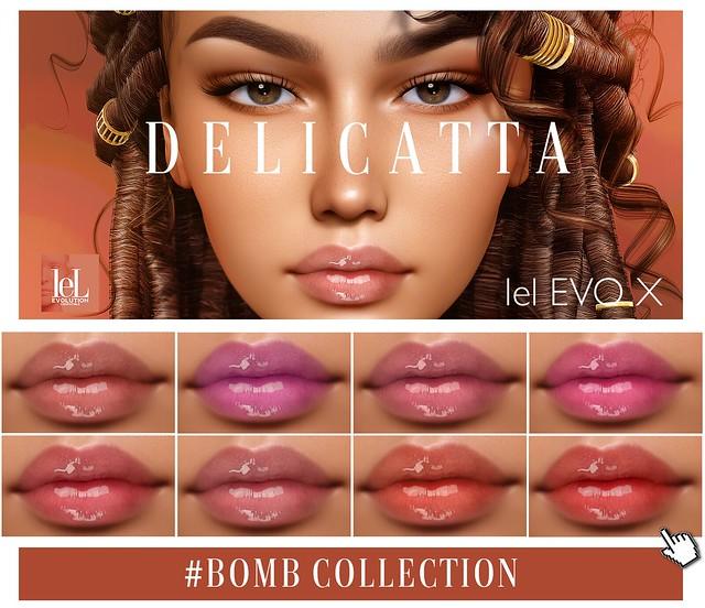 Delicatta - Bomb (LeLUTKA Evolution/Evolution X)