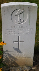 P/K 59387 Petty Officer Stoker Laurence Frederick Terry