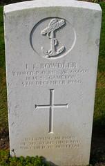 D/K 63690 Petty Officer Stoker Idwin Thomas Bowdler