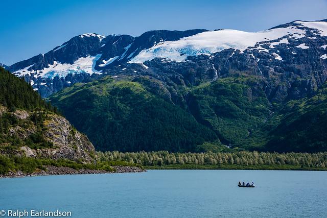 Below the Glacier