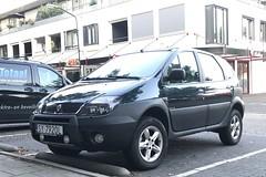 Renault Scu00e9nic RX4 from Poland