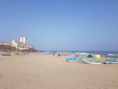 September beach ... so in the automne