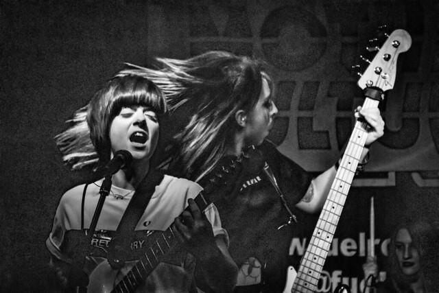 IDESTROY @ Fuel Rock Club - Paul Hutchings