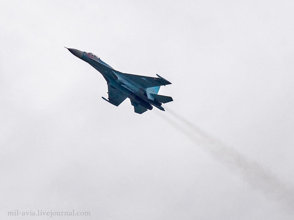 Su-27P 83 RED