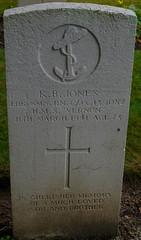 C/JX 139082 Leading Seaman Kenneth Bernard Jones