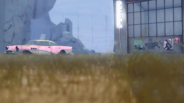 ♪ Rose Pink Cadillac