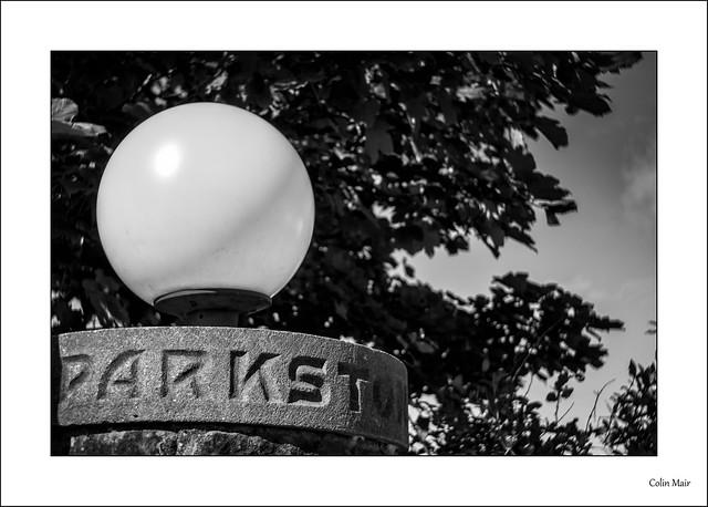 Parkstone Hotel - (Lomo T-43, triplet, 40mm, f5.6) - 2021-09-19th