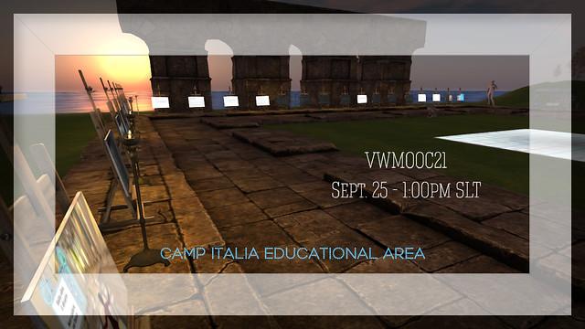 Camp Italia at VWMOOC