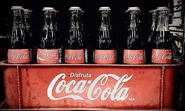 267/365 Mexican Coca Cola