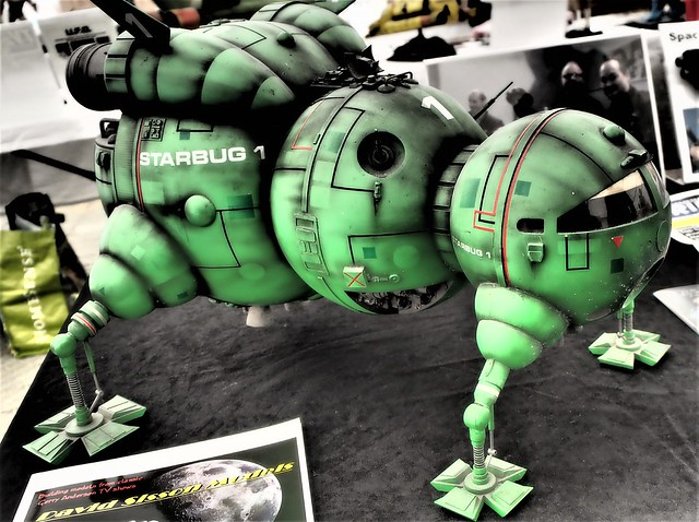 Starbug Spaceship.