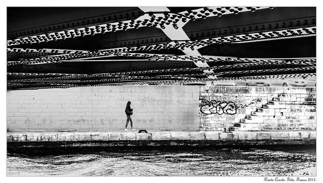 La fille sous le pont...