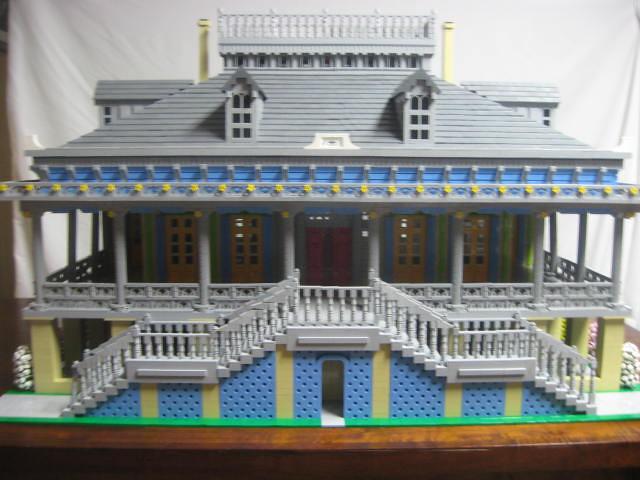 San Francisco Antebellum Home