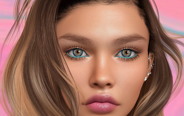 CAZIMI: Colorful HD Waterline @ Shiny Shabby September 20 to October 15, 2021