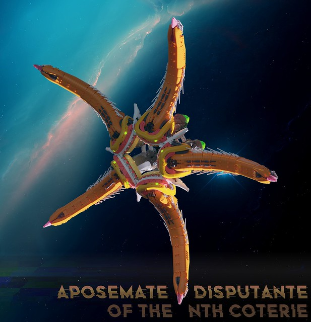 Aposemate Disputante of the Nth Coterie