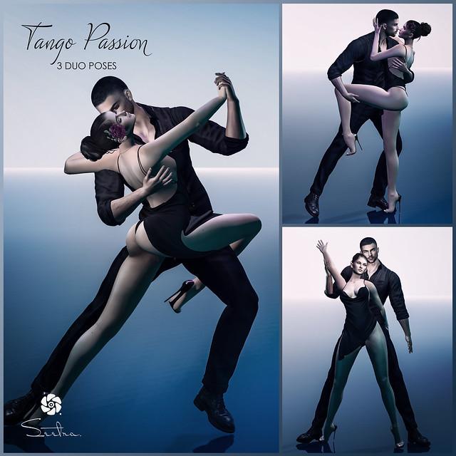 @ Glamazon Event - Seetra. Tango Passion