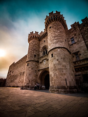 The Palace of the Grand Master of the Knights of Rhodos
