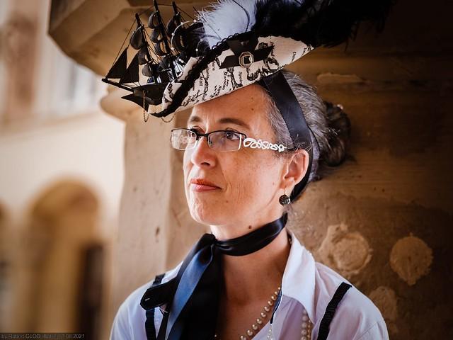 Echternach - SteamPunk-Convention - Elegant Lady