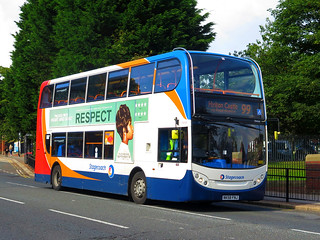 Stagecoach North East 19444 (NK58FNJ) - 10-09-21