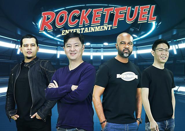 Rocketfuel Entertainment Perkenal Indie Space Station Buat Semua Label &Amp; Pengkarya Indie