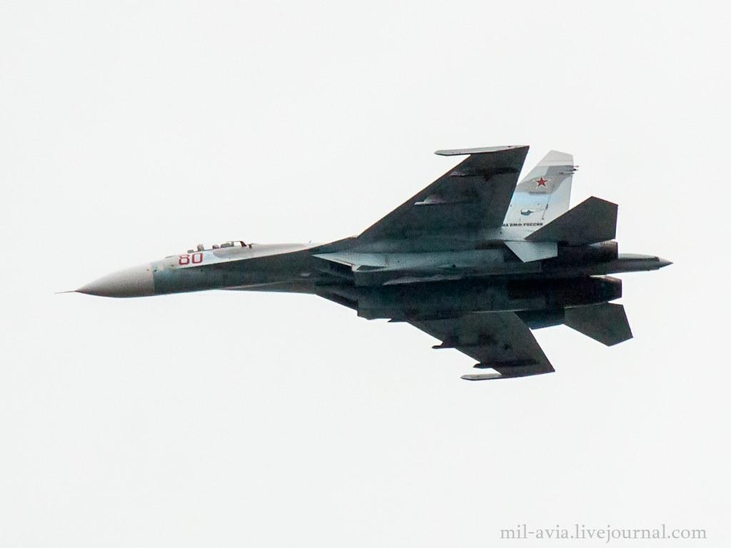 Su-27P 80 RED