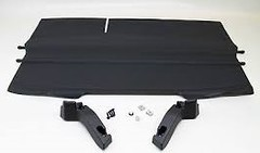 original OEM Smart ForFour 454 Luggage compartment cover with mountingkit