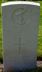 P/K 7626 Petty Officer Stoker Harry Coote