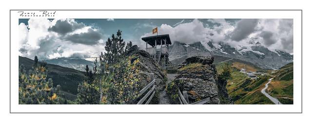 Kleine Sheidegg / Grindelwaldblick : 2116 M