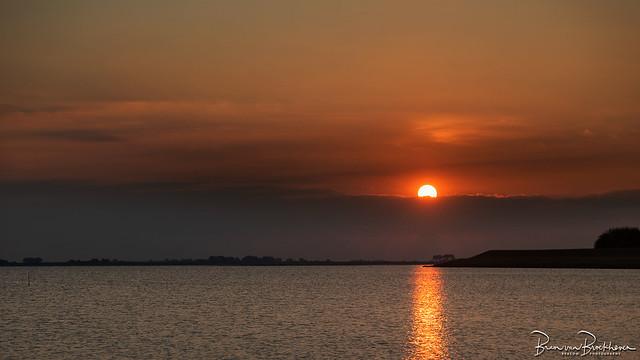 Herkingen sunset