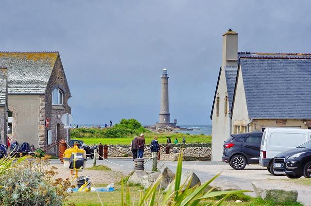 260 - Normandie Cotentin Août 2021 - le phare de Goury
