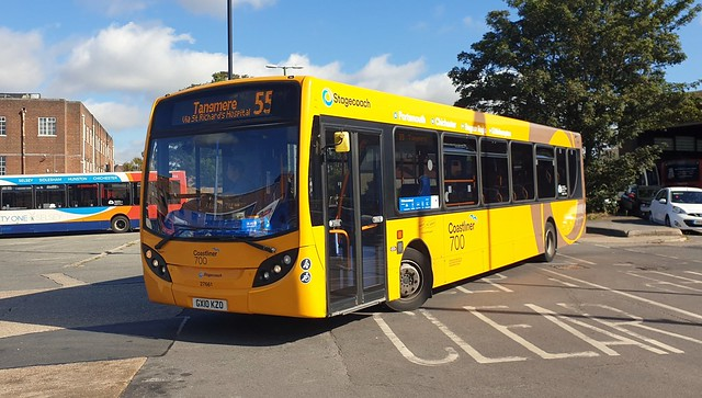 Stagecoach South 27661 (GX10 KZO) Chichester 24/9/21