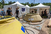 Access to safe water is vital in a situation of crisis, where waterborne diseases are a concrete risk.  Coordinated by the EU Civil Protection Mechanism, a team of 40 rescuers from France reached Haiti carrying a water purification unit producing 225,000 litres of water per day.   The aid reached the area though a military vessel supplied by the Dutch navy.  © European Union, 2021