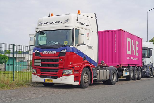 SCANIA - R 410 - (Hoogendoorn)