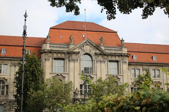 Berlin: Oberverwaltungsgericht für Berlin und Brandenburg