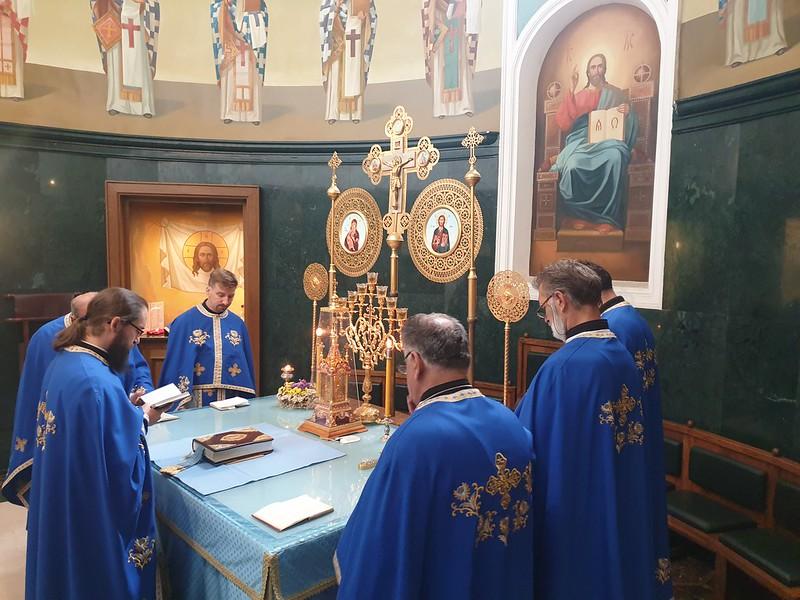 Zaupokojena Liturgija