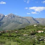 Albe and Monte Velino