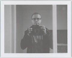 Polaroid 667 Selfie