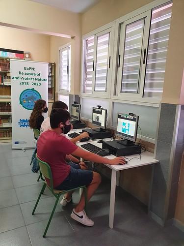 Erasmus + (BaPN): LTTA Italia online
