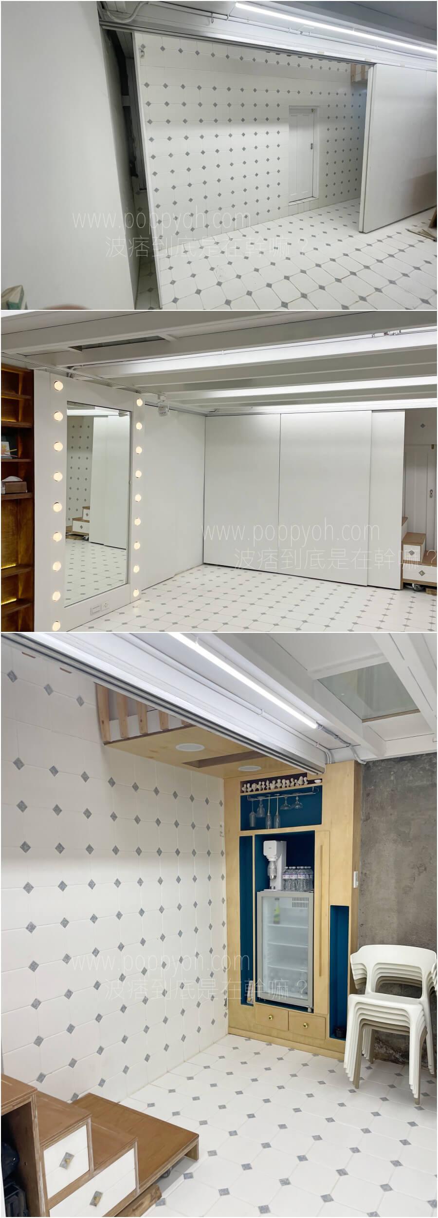 居家改造 地板 牆面 設計 規劃