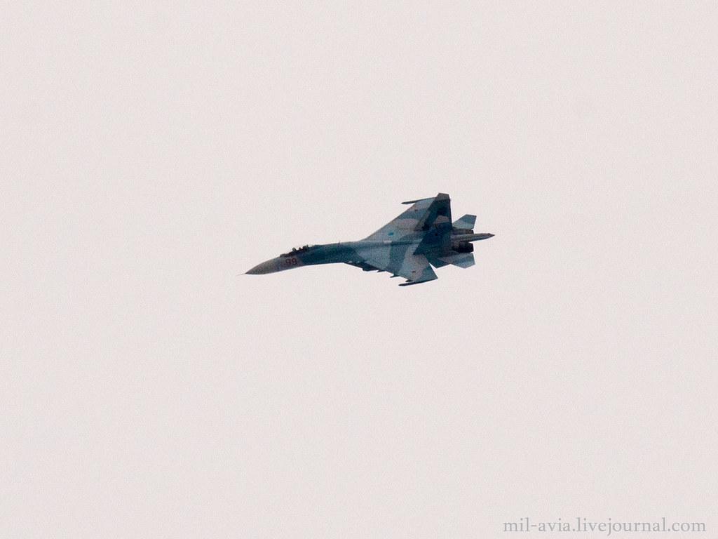 Single Seater Su-27P