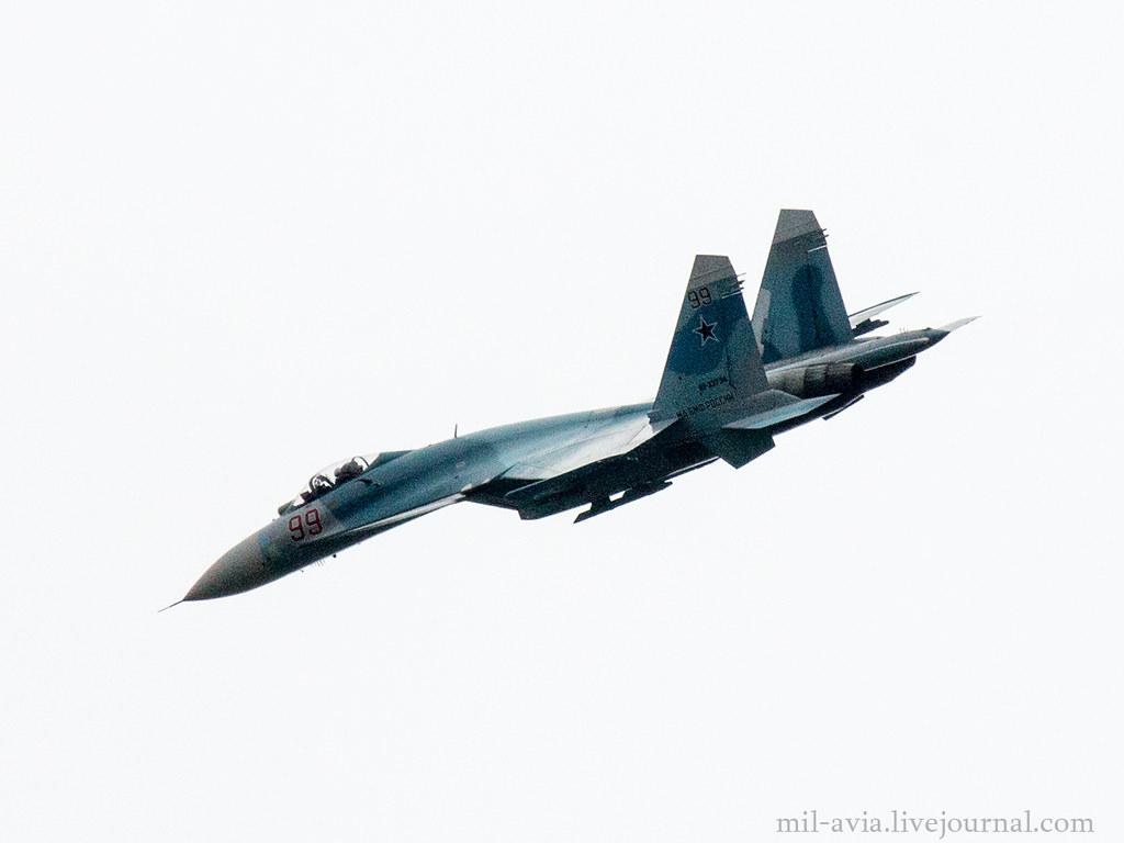 Su-27P 99 RED