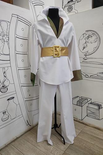 Мужской карнавальный костюм Элвис Пресли