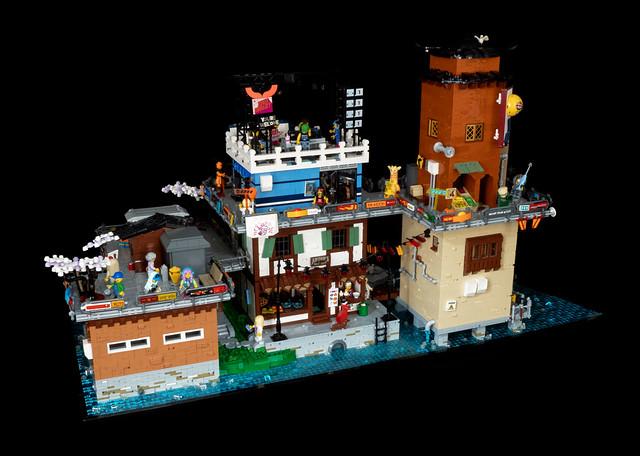 Ninjago City Collab