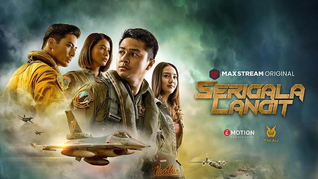 Filem Serigala Langit Ditayangkan Di Astro First Mulai 25 September 2021
