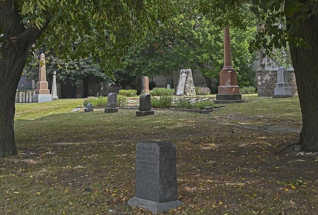 Graveyard Oasis