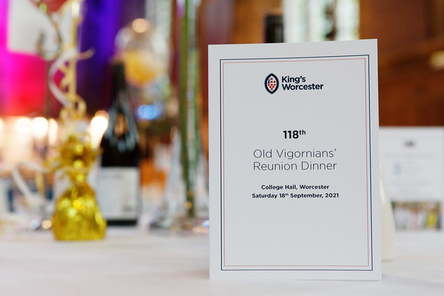 118th OV Reunion Weekend Dinner 2021