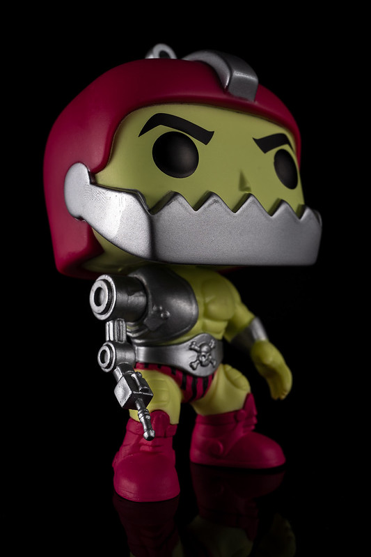 Funko Pop! Television Masters of the Universe 487 (Trap Jaw)