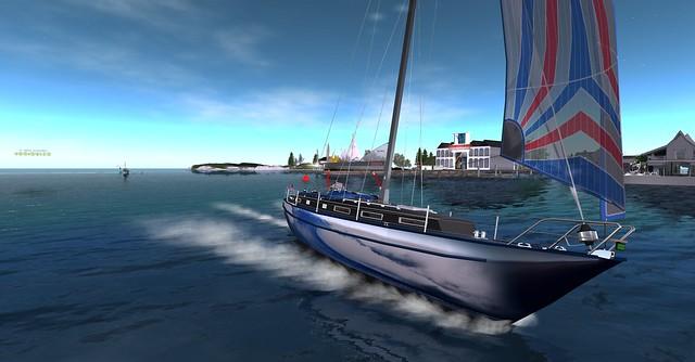 Sailing the Blake Sea #4