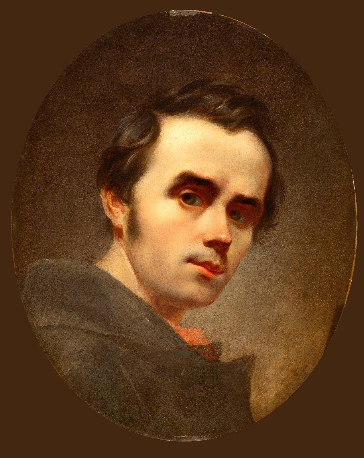 1840. Автопортрет