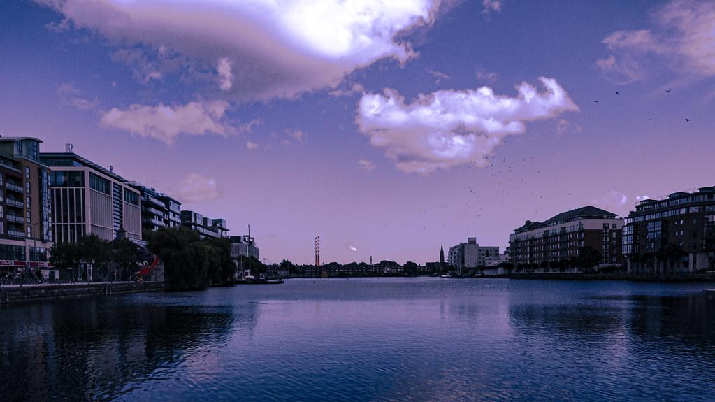 210919_Ireland_Dublin_Grand Canal